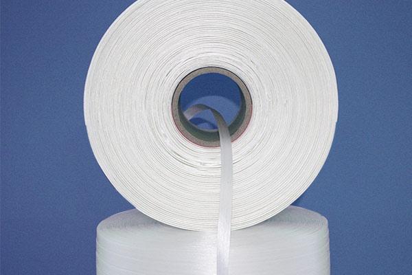 PET-Umreifungsband weiss - 13 mm, 16 mm oder 19 mm Bandbreite