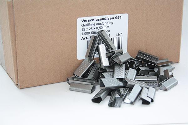 Verschlusshülsen aus Stahl